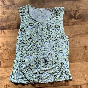 CABI Patterned Tank Top